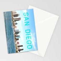 San Diego  Stationery Cards