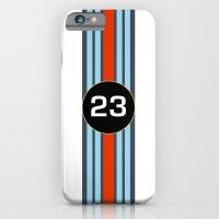 RACING COLOURS iPhone 6 Slim Case