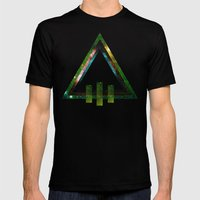 Dead Throne Mens Fitted Tee Black SMALL