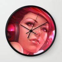 Pepper Freedom Wall Clock