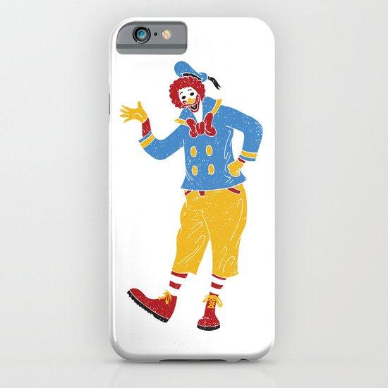RonaldMcDonaldDuck iPhone & iPod Case