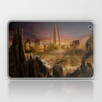 Red City Laptop & iPad Skin