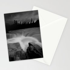 Athabasca Falls Stationery Cards