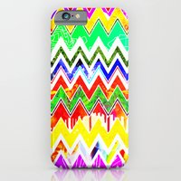 Waves Of Colour iPhone 6 Slim Case