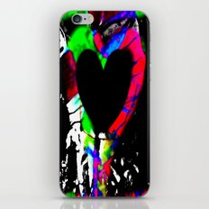 Profits for Charity - Room For A Heart iPhone & iPod Skin