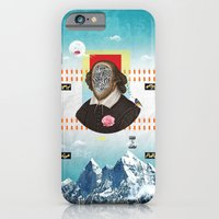 iPhone & iPod Case featuring Shakespeare In Disguise by Mo.Awwad