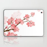 Laptop & iPad Skin featuring Cherry by Ale Ibanez