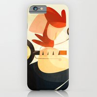 iPhone & iPod Case featuring VESPA  by Eleonora