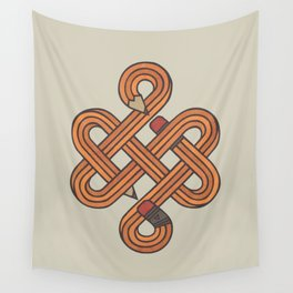 Wall Tapestry - Endless Creativity - Hector Mansilla
