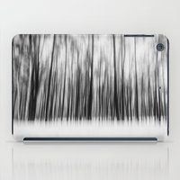 Trees | Black and White iPad Case