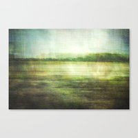 Fishbourne Marshes Canvas Print