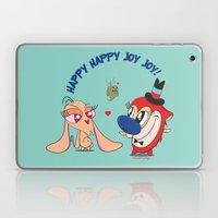 Ren & Stimpy Fan Art Laptop & iPad Skin
