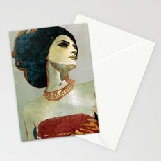 Hard to Be Me Stationery Cards