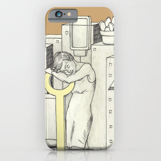 Napping iPhone & iPod Case