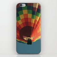 Fly Away With Me iPhone & iPod Skin