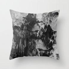 Last Breath DRKVER Throw Pillow