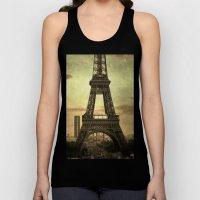Mon Paris - La Tour Eiffel Unisex Tank Top