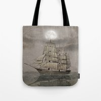 Night Journey  Tote Bag