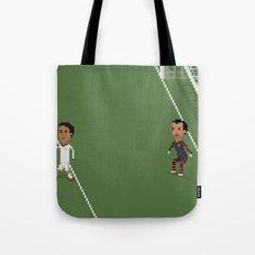 Drogba's backheel goal Tote Bag