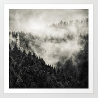 In My Other World // Old… Art Print