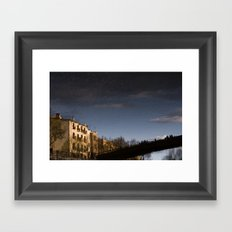 inner world Framed Art Print
