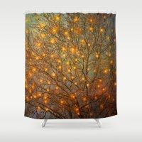 Magical 02 Shower Curtain