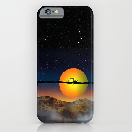 Step out of your comfort zone iPhone & iPod Case