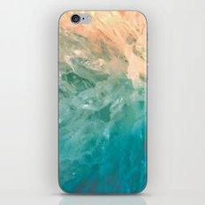Solar Crystals iPhone & iPod Skin
