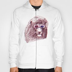 3D Lion Hoody