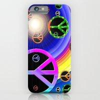 Peace now iPhone 6 Slim Case