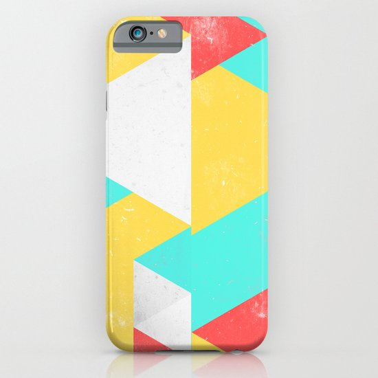 Triangle Pattern I iPhone & iPod Case