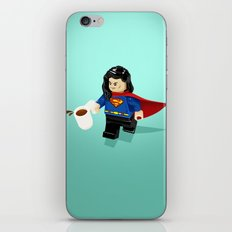 This is a Stick Up! iPhone & iPod Skin
