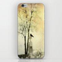 Burnt Sky iPhone & iPod Skin
