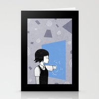 She and portals Stationery Cards