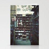 Paris Cook Shop Stationery Cards