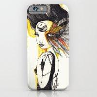 Feather Dream iPhone 6 Slim Case