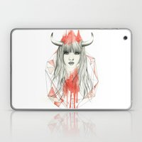 Zodiac - Taurus Laptop & iPad Skin