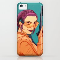 iPhone Cases featuring She Is Not a Committee by MistyTang