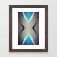 sym5 Framed Art Print