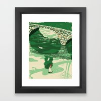 Herbert Warren Wind Framed Art Print