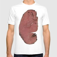 Pastrami Mens Fitted Tee White SMALL