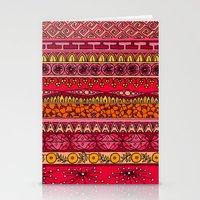 Yzor Pattern 013 Summer … Stationery Cards