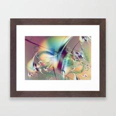 Japanese Lifestyle Framed Art Print