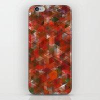 Panelscape - #3 Society6… iPhone & iPod Skin