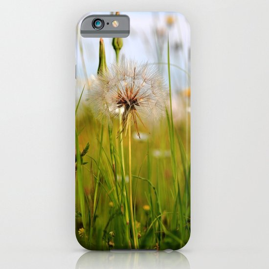 Summer Meadow Breeze iPhone & iPod Case