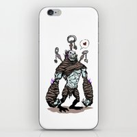 BFF - Diablo - Gargantuan iPhone & iPod Skin