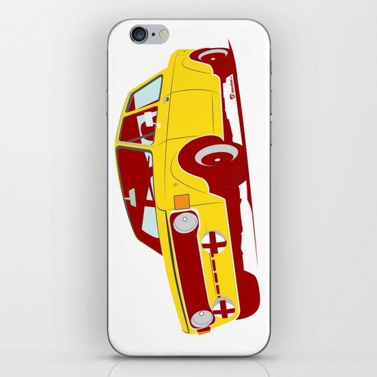 Fiat 128 iPhone & iPod Skin