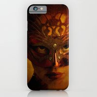 iPhone & iPod Case featuring Bal Masque by Galen Valle