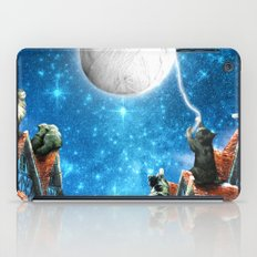 Feline Dreams iPad Case