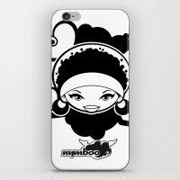 BEE-J T-SHIRT iPhone & iPod Skin